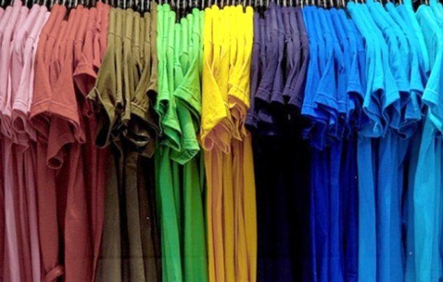 Áo phông trơn mùa hè 2015 các loại màu