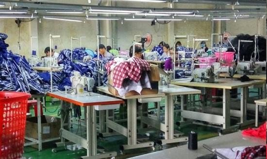 xưởng quần short