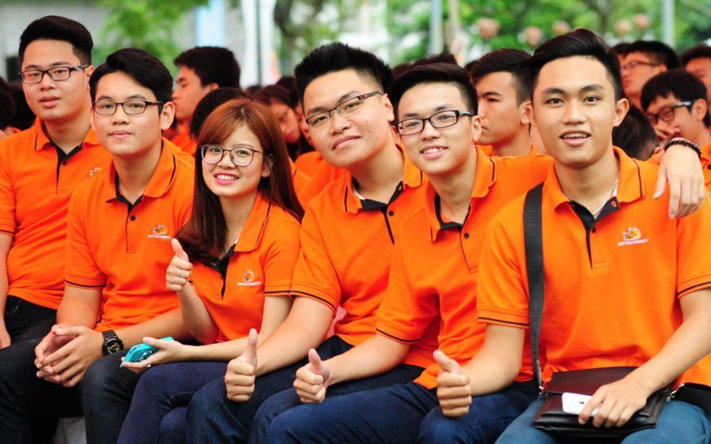 áo thun đồng phục lớp quận Tân Bình