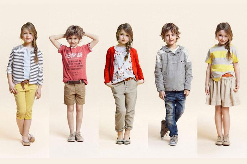 Top 5 xưởng may quần áo trẻ em VNXK uy tín TPHCM