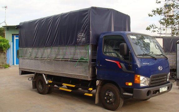 Taxi tải chuyển nhà giá rẻ TPHCM